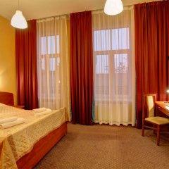 Отель LOTHUS Вроцлав комната для гостей