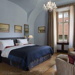 Отель Mandarin Oriental, Prague Чехия, Прага - отзывы, цены и фото номеров - забронировать отель Mandarin Oriental, Prague онлайн комната для гостей фото 4