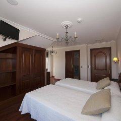 Отель Pensión Residencia A Cruzán - Adults Only комната для гостей фото 4