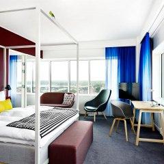 Отель Comwell Aarhus Дания, Орхус - отзывы, цены и фото номеров - забронировать отель Comwell Aarhus онлайн комната для гостей