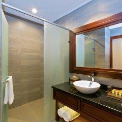 Отель Silk Sense Hoi An River Resort Вьетнам, Хойан - отзывы, цены и фото номеров - забронировать отель Silk Sense Hoi An River Resort онлайн ванная фото 2
