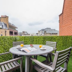 Отель Sweet Inn - Mayfair балкон
