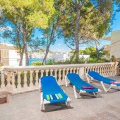 Отель Villa Marta Испания, Санта-Понса - отзывы, цены и фото номеров - забронировать отель Villa Marta онлайн пляж фото 2