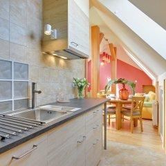 Апартаменты Lion Apartments - Avocado Сопот в номере фото 2
