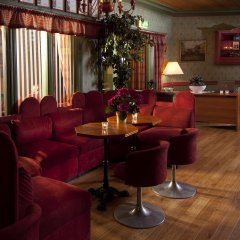 Thon Hotel Baronen гостиничный бар