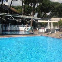 Hotel Shangri-La Roma бассейн фото 3