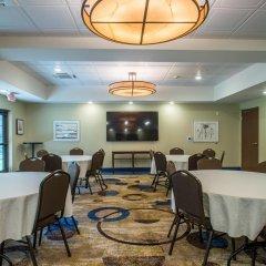 Отель Cobblestone Inn & Suites – St. Mary's питание