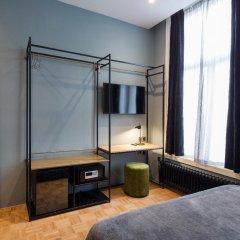 Отель Quentin Zoo Амстердам комната для гостей фото 5