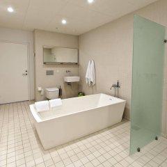 Отель Europahuset Apartments Дания, Копенгаген - отзывы, цены и фото номеров - забронировать отель Europahuset Apartments онлайн ванная фото 2