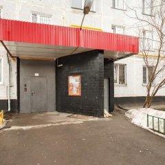 Отель BestFlat24 VDNH Москва парковка
