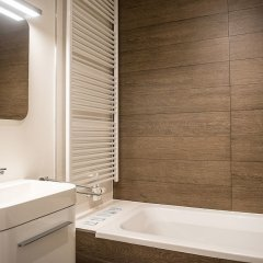 Отель Aparthotel Van Hecke ванная фото 2