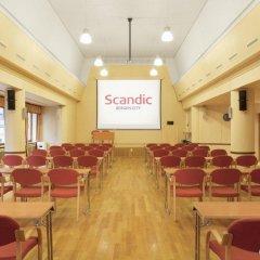 Отель Scandic Bergen City Берген помещение для мероприятий фото 2