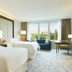 Sheraton Warsaw Hotel комната для гостей фото 5