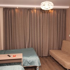 Гостиница Капитал Санкт-Петербург комната для гостей фото 3