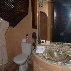 Отель Riad Assalam Марокко, Марракеш - отзывы, цены и фото номеров - забронировать отель Riad Assalam онлайн ванная