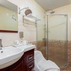 Отель SuperBed Otel ванная