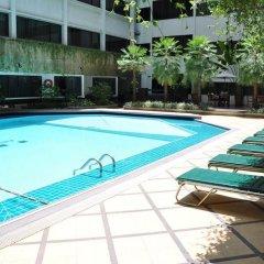 Asia Hotel Bangkok Бангкок бассейн фото 3