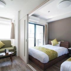 Отель OYO 44789 Dream Inn Hakata Хаката комната для гостей фото 5