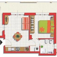 Отель Residence Maryel Италия, Римини - отзывы, цены и фото номеров - забронировать отель Residence Maryel онлайн бассейн