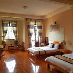 Отель Pizzatethostel Далат комната для гостей фото 5
