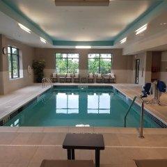 Отель Hampton Inn & Suites Newburgh Stewart Airport Ny Ньюберг спортивное сооружение