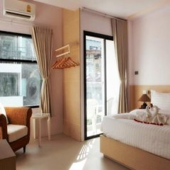 My Hotel Too 3* Номер Делюкс с различными типами кроватей фото 2