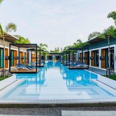 Отель Asura resort бассейн