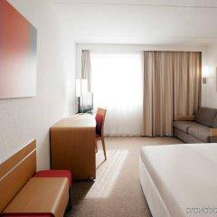 Отель Novotel Antwerpen Бельгия, Антверпен - 1 отзыв об отеле, цены и фото номеров - забронировать отель Novotel Antwerpen онлайн комната для гостей фото 4