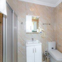 Walnut Shell Hotel ванная