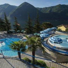 Отель Dependence del Parco Порлецца бассейн фото 2