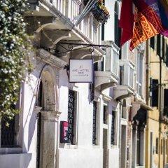 Отель Axel Venezia Венеция вид на фасад