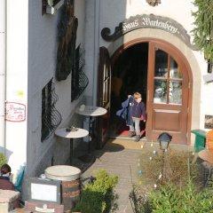 Отель Haus Wartenberg Зальцбург питание фото 2