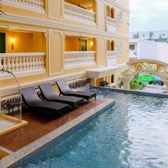 Siri Heritage Bangkok Hotel бассейн фото 3