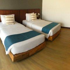Отель The Leela Resort & Spa Pattaya комната для гостей