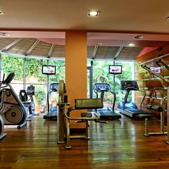 Отель Rodos Park Suites & Spa фитнесс-зал фото 2
