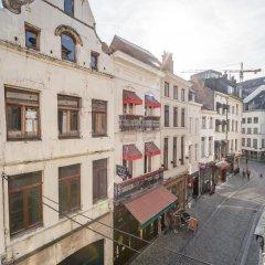 Отель Gautam Residences Брюссель балкон