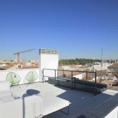 Отель Aspasios Atocha Apartments Испания, Мадрид - отзывы, цены и фото номеров - забронировать отель Aspasios Atocha Apartments онлайн балкон