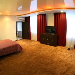 Гостиница Тамбовская комната для гостей фото 4