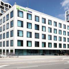 Отель Holiday Inn Express Munich City West Германия, Мюнхен - 1 отзыв об отеле, цены и фото номеров - забронировать отель Holiday Inn Express Munich City West онлайн вид на фасад