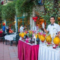 Dosi Hotel Турция, Сиде - отзывы, цены и фото номеров - забронировать отель Dosi Hotel - All Inclusive онлайн питание фото 2