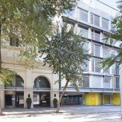 Отель Acta Mimic Барселона парковка