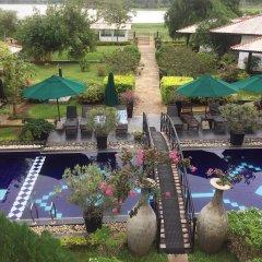 Отель Flower Garden Lake resort развлечения