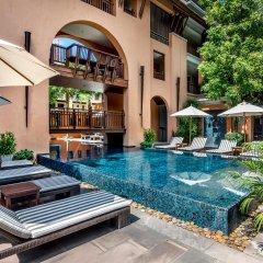 Отель Mercure Samui Chaweng Tana бассейн