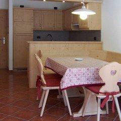 Отель Residence Club La Betulla Долина Валь-ди-Фасса в номере