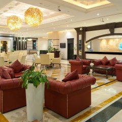 Отель Holiday Inn Bur Dubai Embassy District Дубай интерьер отеля