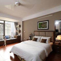 My Hoa 1 Hotel Ханой комната для гостей фото 2