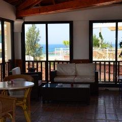 Отель Panareti Paphos Resort интерьер отеля фото 2