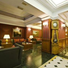 Hotel Morgana Рим интерьер отеля фото 3