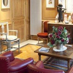 Отель Hôtel Des Bains Париж интерьер отеля фото 3