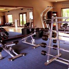 Отель Diamond Bay Resort & Spa фитнесс-зал фото 2